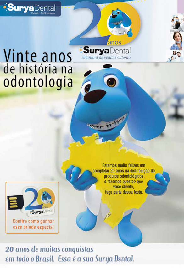 20 anos da Surya Dental