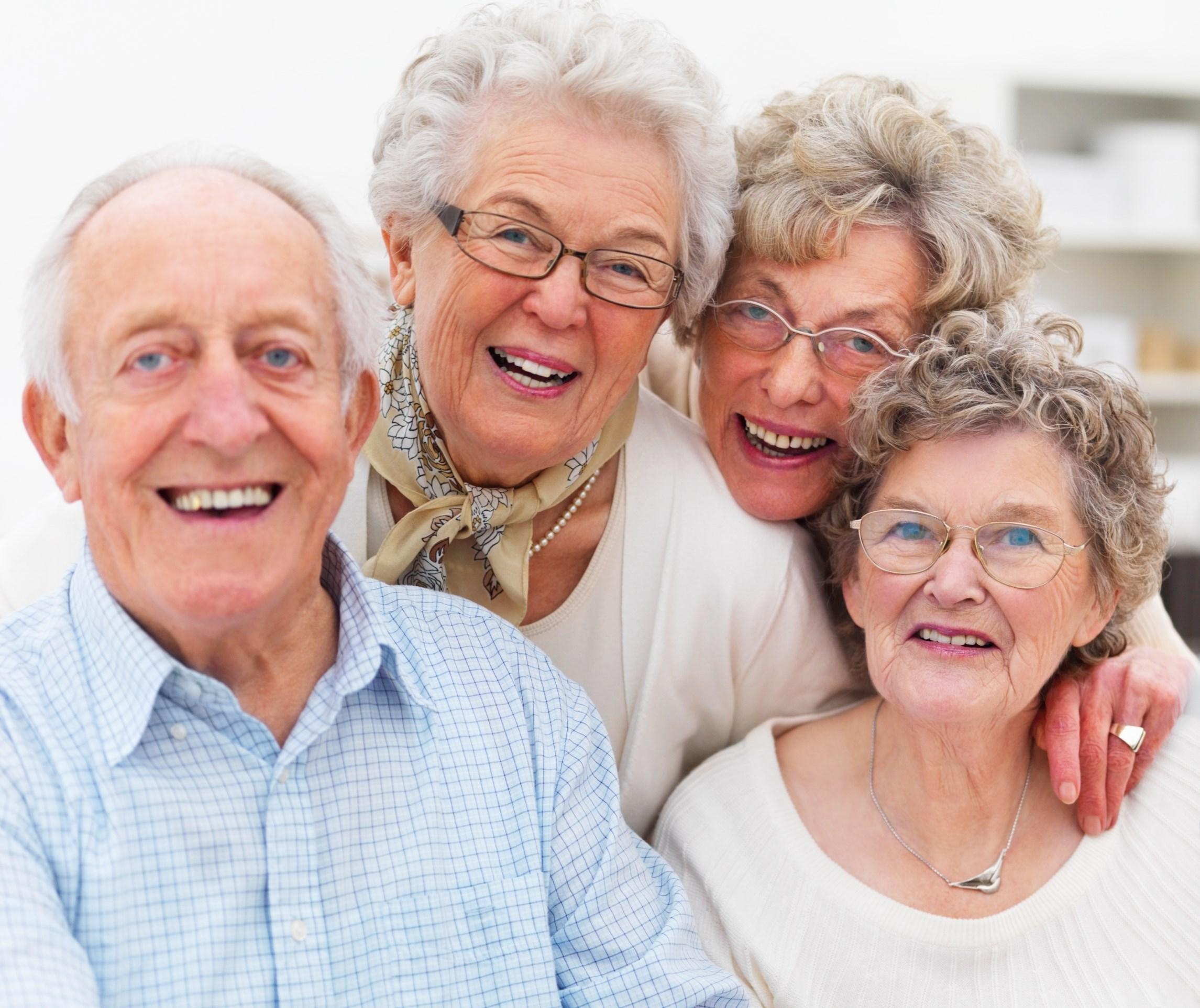 Doenças bucais na terceira idade