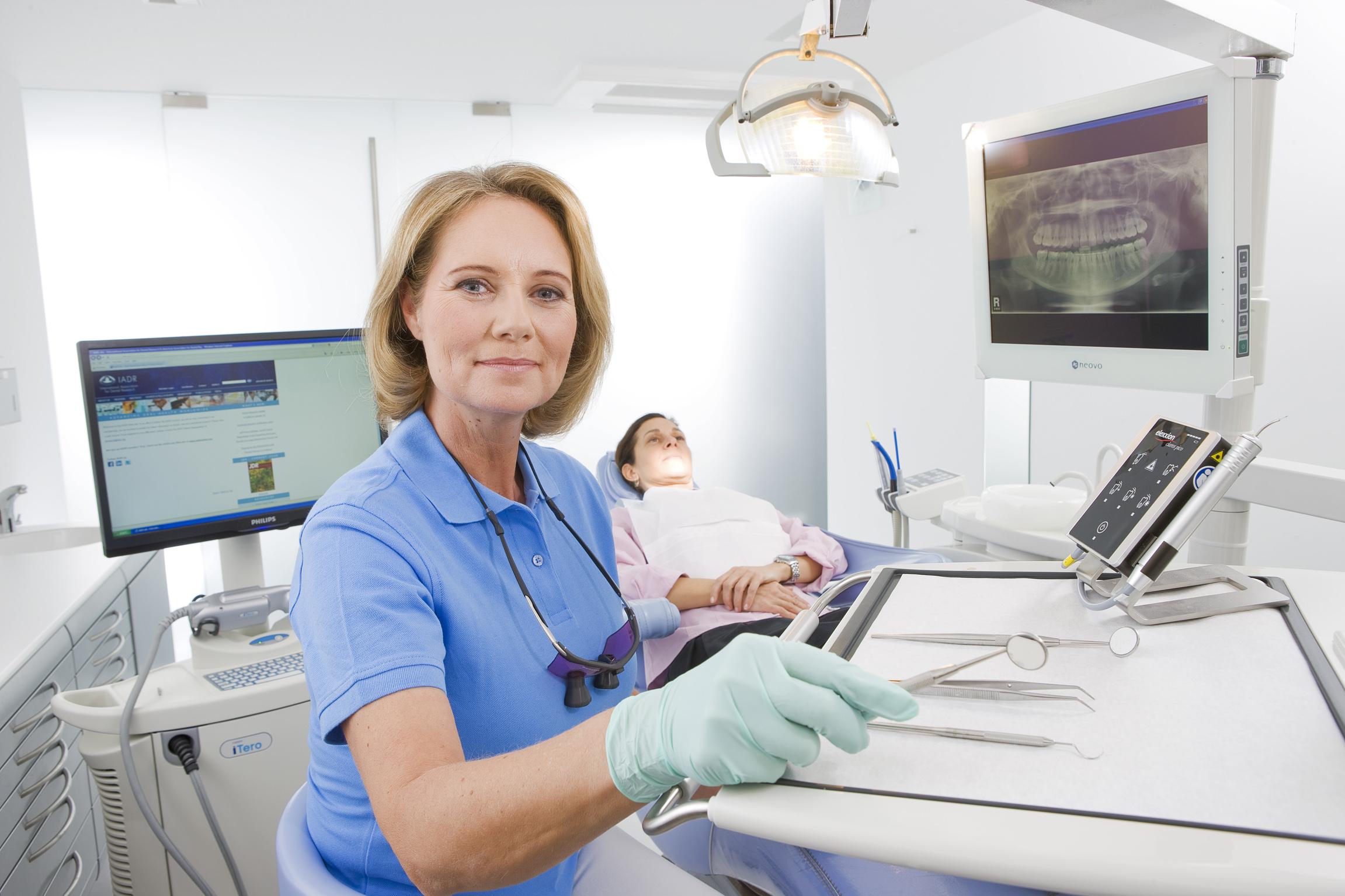 Dentista como a melhor profissão de 2015