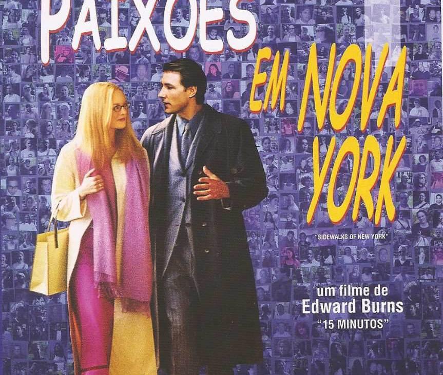 PAIXOES EM NOVA YORK