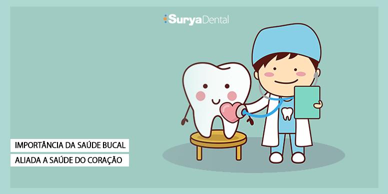 Higiene bucal pode ser grande aliada da saúde do coração