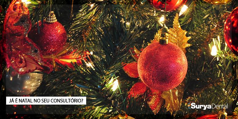 Como fazer decoração de Natal para consultório odontológico?