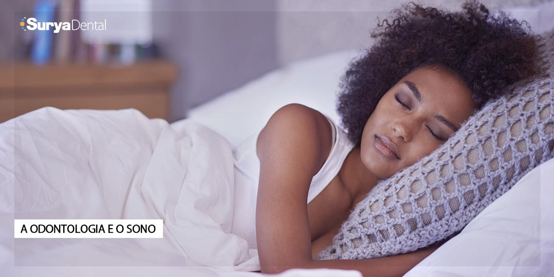 odontologia e o sono