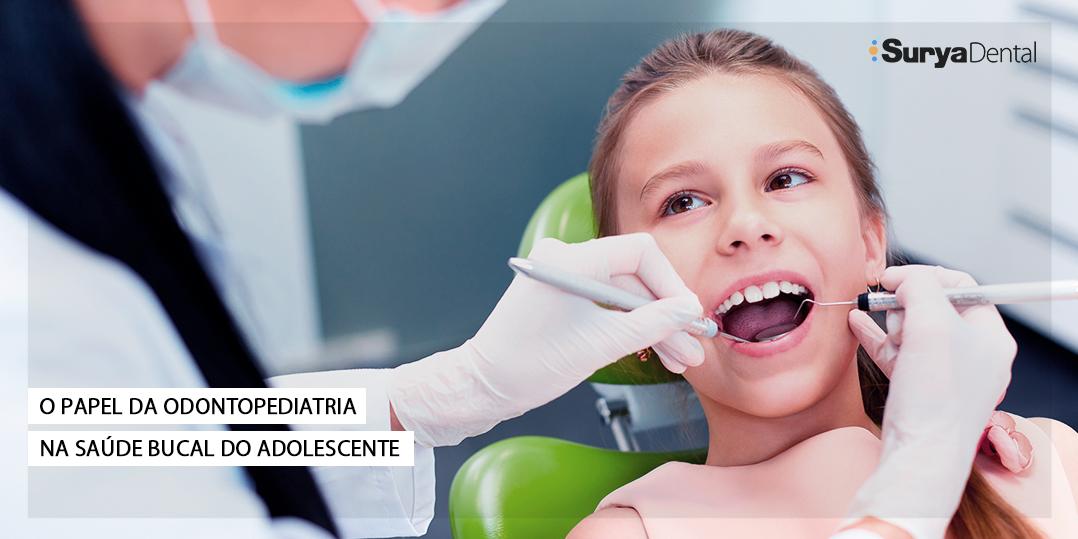 O papel da odontopediatria na saúde bucal do adolescente