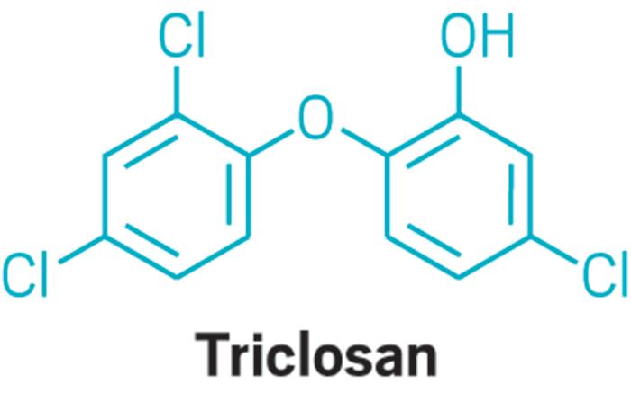 beneficios e riscos do triclosan