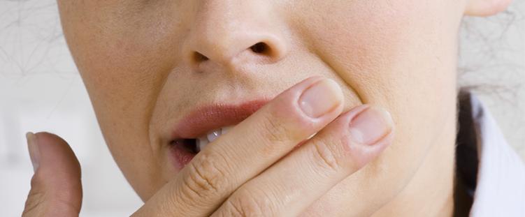 ardência bucal