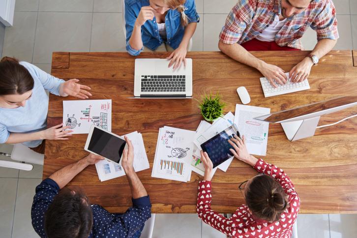 5 maneiras de ter sucesso trabalhando em equipe