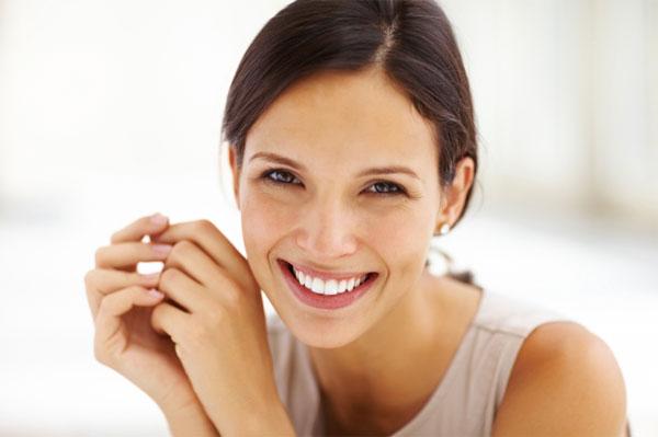 O que faz um sorriso bonito?