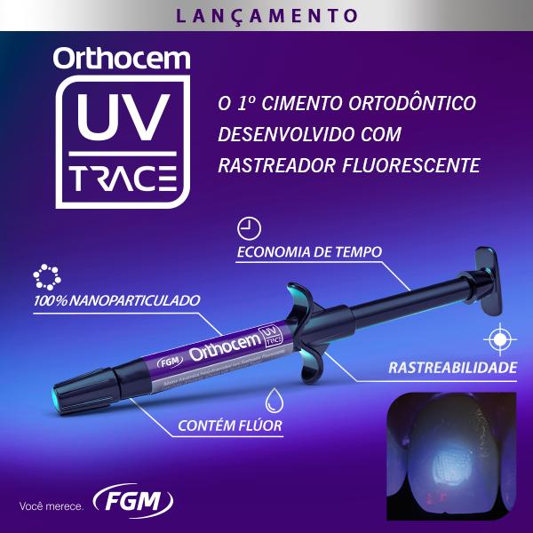 Orthocem UV Trace