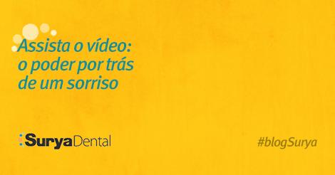 Assista o vídeo: O poder por trás de um sorriso