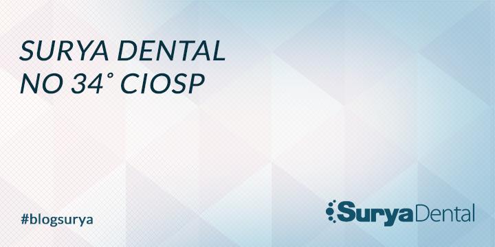 Surya Dental no 34º CIOSP