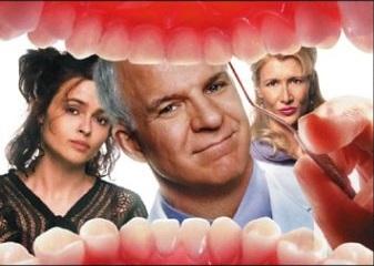 Personagens dentistas - Droga de Sedução