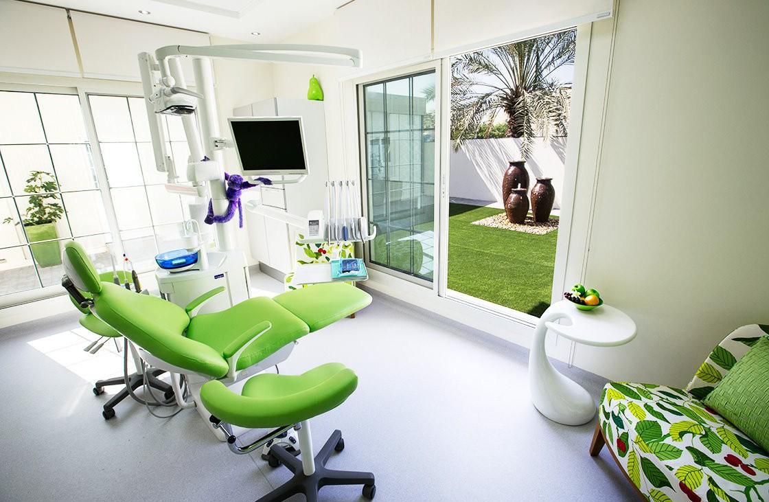 decoração de consultório odontológico