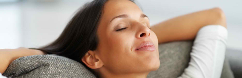 Conforto para paciente de odontologia