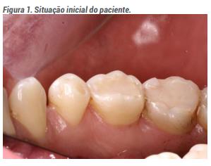Situação inicial do paciente