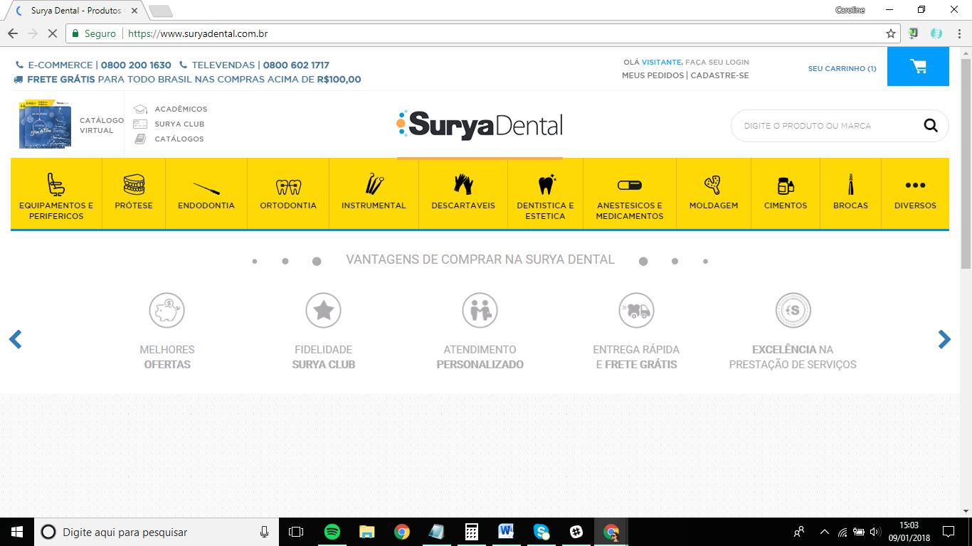 Materiais odontológicos: como comprar na Surya Dental