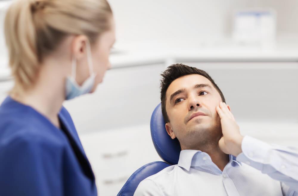 Como controlar a sensibilidade pós-operatória em pacientes
